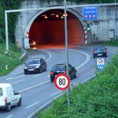 Citytunnel heute Abend gesperrt