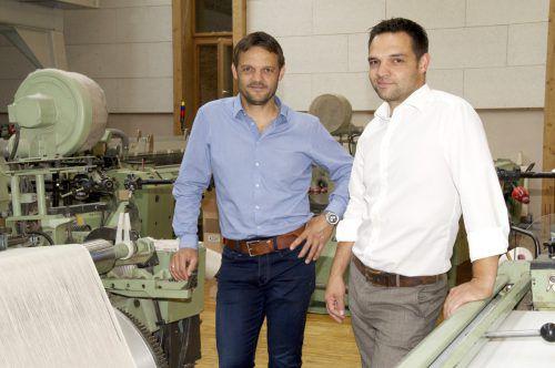 Stefan (r.) und Martin Übelhör bieten ein umfangreiches Spektrum qualitativ hochwertigster Produkte an und produzieren alles selbst. Fa/EU