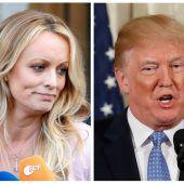 Pornodarstellerin verklagt Donald Trump
