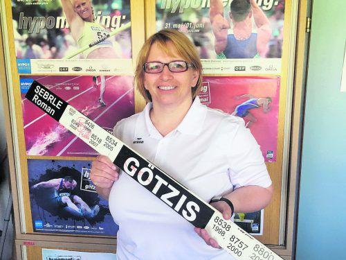 Susanne Knünz-Kopf ist eine von vier Frauen im OK des Hypomeetings. jd