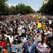 Nach Militärschlägen liefern sich Israel und Iran Krieg der Worte