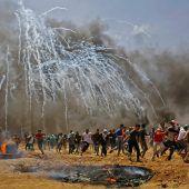 Eskalation der Gewalt im Gazastreifen