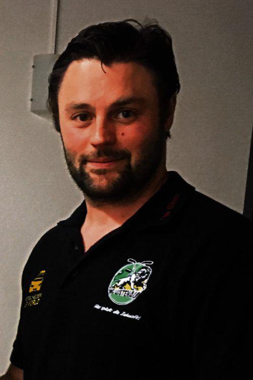 Thomas Auer geht seine zwölfte Saison beim Einser-Team des EHC Lustenau an.ko
