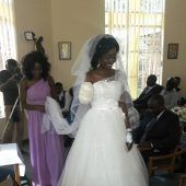 Happy End – Verlobte heiraten trotz heftiger Krokodilattacke