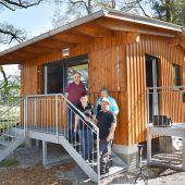 Gemeinde Gaißau kaufte den Kiosk im Rheinholz