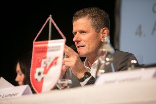 VFV-Präsident Horst Lumper kritisiert Bizaus Vorgehensweise. Sams