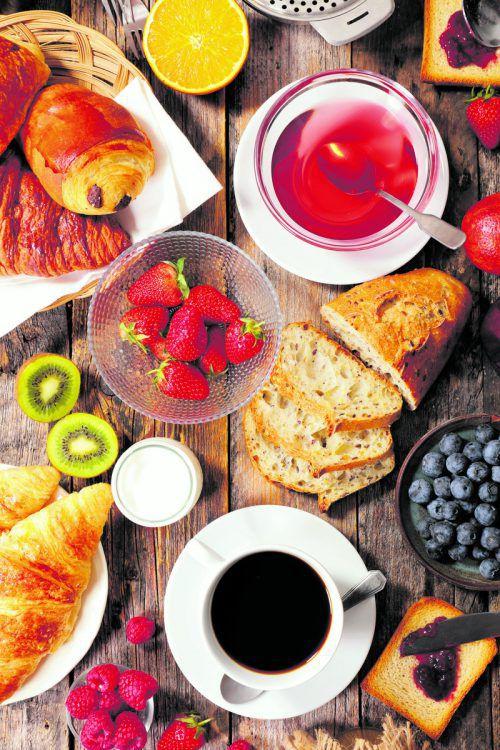 VN-Abonnenten bestellen ihr Frühstück bei Ländleexpress zum Vorteilspreis und sparen zehn Prozent .SHUTTERSTOCK