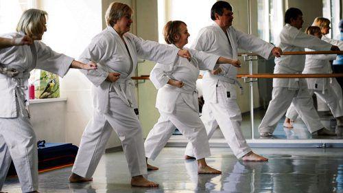 VN-Abonnenten erleben die zehn genussvollen und lehrreichen Karate-Kurseinheiten zum Vorteilspreis von 70 statt 90 Euro.gerhard grafoner