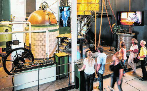 VN-Abonnenten sparen 2 Euro pro Eintritt ins Biermuseum in Dornbirn. markus gmeiner