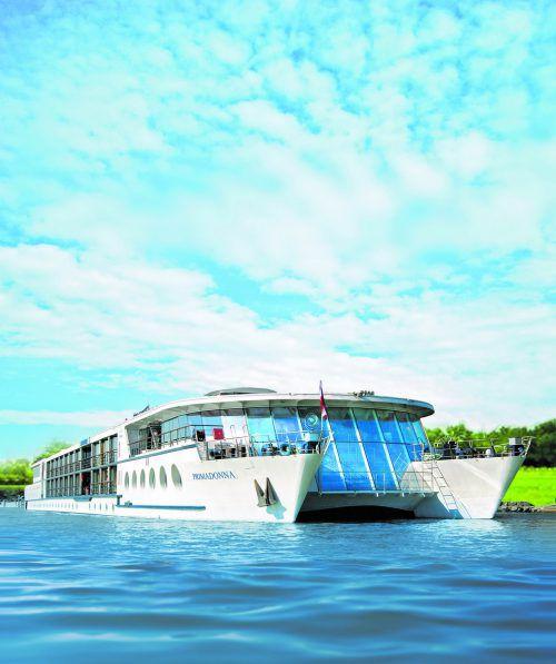 VN-Abonnenten sparen 20 % für die Kreuzfahrt auf der MS Primadonna. marlene hackl