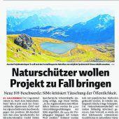 Ausbau der Wasserkraft