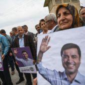 HDP fordert Freiheit für Demirtas