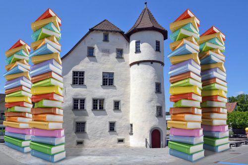 Vorarlbergs Schüler sind Leseratten. Der Turm des Junker Jonas Schlössles wurde bereits jetzt schon knapp vier Mal erlesen.