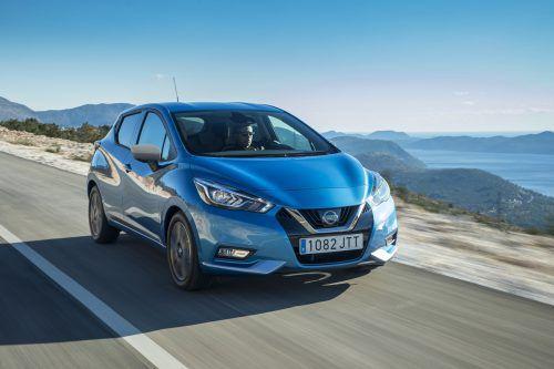 Vorbei sind für den Nissan Micra die Zeiten der unauffälligen Bescheidenheit und der herzigen Mausigkeit, er hat sich Ecken und Kanten zugelegt.