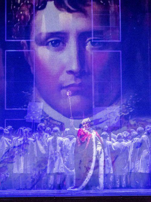 """Wagners frühe Oper """"Rienzi"""" steht in Innsbruck auf dem Programm. LT/Larl"""