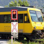 Nächtliche Bahnsperre im Montafon