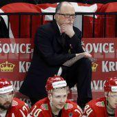 Weißrussland entließ den Trainer