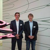 Licht statt Leuchten: VKW und Zumtobel Group Services spannen zusammen