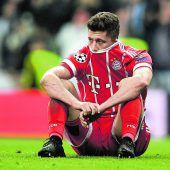 Nächstes Bayern-Drama bei Real