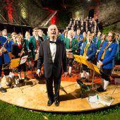 In Schlinser Burgruine wird heute musiziert