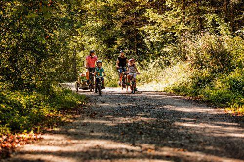 Ab 2. Juli kann man sich auf www.fahrradwettbewerb.at als Kobold-Sammler anmelden. Radius