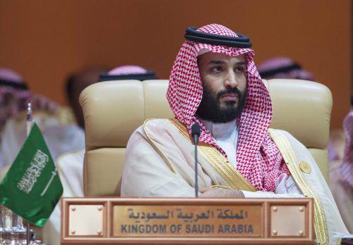 Ändern darf sich nur, was Kronprinz Mohammed bin Salman will. AFP
