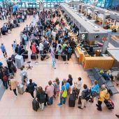 Hamburger Flughafen wieder am Netz – Kurzschluss war schuld