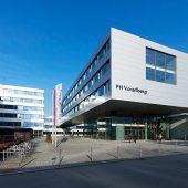 Run auf FH Vorarlberg – Interesse an Technik enorm hoch