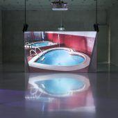 Letztes Ausstellungswochenende für Mika Rottenberg im KUB