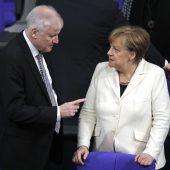 Zeitaufschub für Merkel im Asylstreit