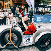 Oldtimer-Faszination am Arlberg