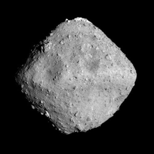 Auch der Einschlag eines kleinen Asteroiden könnte verheerende Folgen haben. AFP