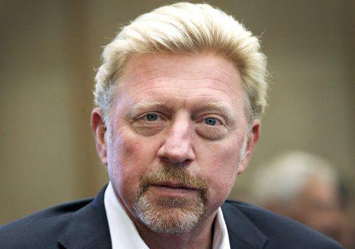 Boris Becker hatte mit dem Pass Anspruch auf politische Immunität erhoben. AFP