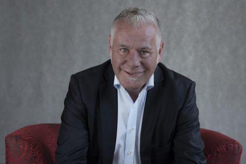WdF-Vorsitzender Michael Walser zieht eine positive Zwischenbilanz.Fa