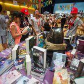 Das große Lesefestival in Götzis rückt mit Riesenschritten näher