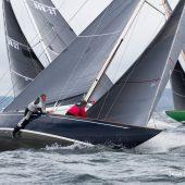 Klassische Yachten, königliche Konkurrenz