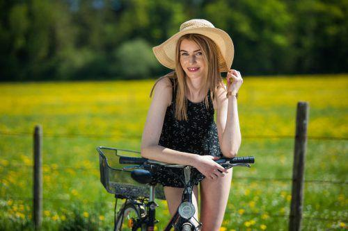 Bei Schönwetter ist das Rad ein besonders beliebtes Fortbewegungsmittel. Aber nicht nur dann. Vn/steurer