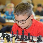 Benjamin Kienböck zur Schach-EM verabschiedet