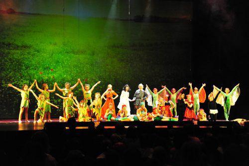 Bereits zum 32. Mal finden in Dornbirn die Schultheatertage statt. Rund 1000 Besucher werden erwartet. Stadt Dornbirn