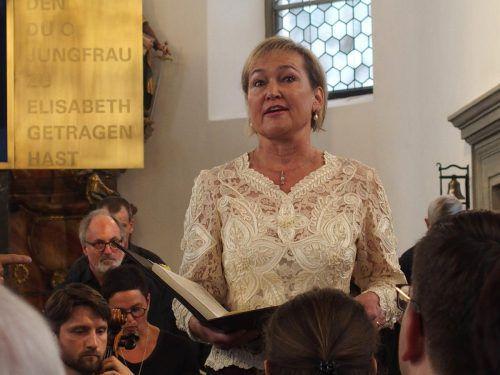 Birgit Giselbrecht-Plankel hat sich als Initiatorin einen Traum erfüllt.