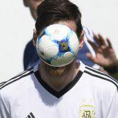Schicksalsspielfür Messi und Argentinien