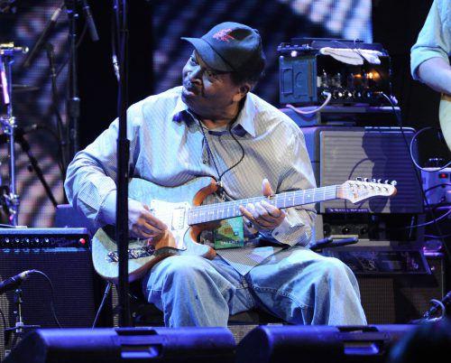 Blues-Brothers-Legende Matt Murphy ist im Alter von 88 Jahren gestorben. ap