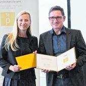 Auszeichnung für Müller Wohnbau