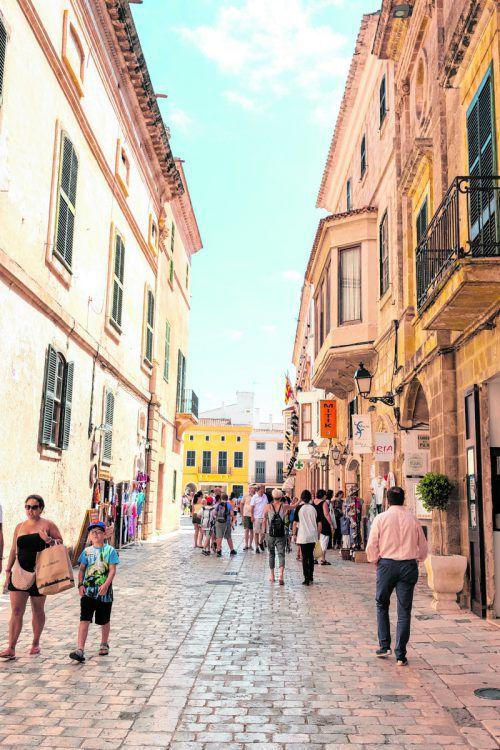 """Ciutadella war die frühere Hauptstadt Menorcas und gilt noch heute als """"Hüterin der Tradition"""". beate Rhomberg (5)"""