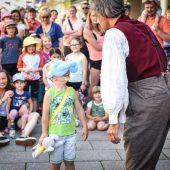 Stadt der Kinder, Spiel und Spaß in der Landeshauptstadt