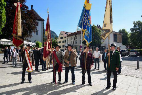 Das 150-jährige Bestehen der Meistervereinigung wurde am Wochenende gebührend gefeiert.vlk
