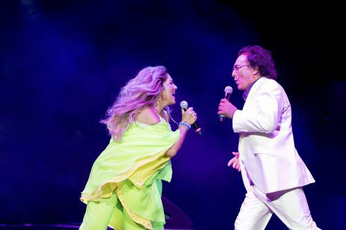 Das erfolgreichste Paar der italienischen Schlagerszene, Albano und Romina Power, sind mit neuen und alten Hits in Bregenz live zu erleben. Gianmarco Chieregato