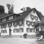 Gasthaussterben schon 1925?