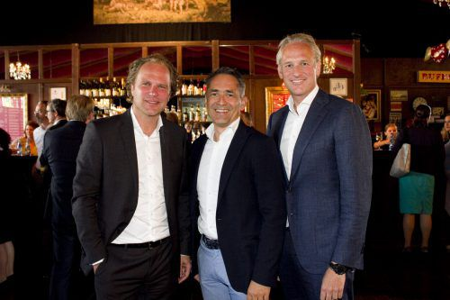 Das IV-Präsidium: Heinz Senger-Weiss (l.), Hubert Rhomberg und Martin Ohneberg.