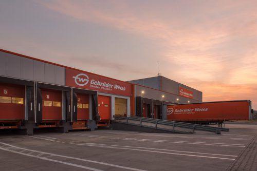 Das neue Logistikterminal inklusive Cross-Docking-Hub in Sibiu/Rumänien umfasst eine Fläche von 4500 Quadratmetern. FA/Tonghioiu